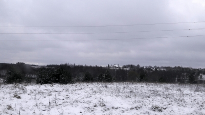 Frontière biélorusse.
